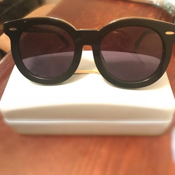 b0545fc497f Karen Walker Accessories - Karen Walker Super Duper Alternate Fit sunglasses